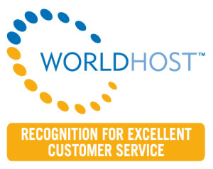 WorldHost Recognition