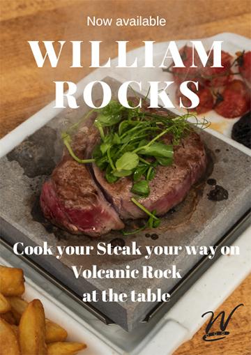 William Rocks poster
